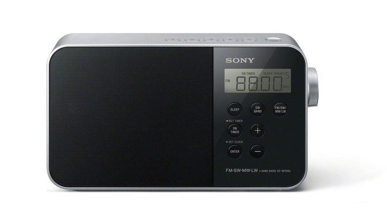 Sony ICF-M780SL - Destacada