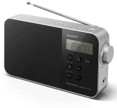Sony ICF-M780SL - Diseño
