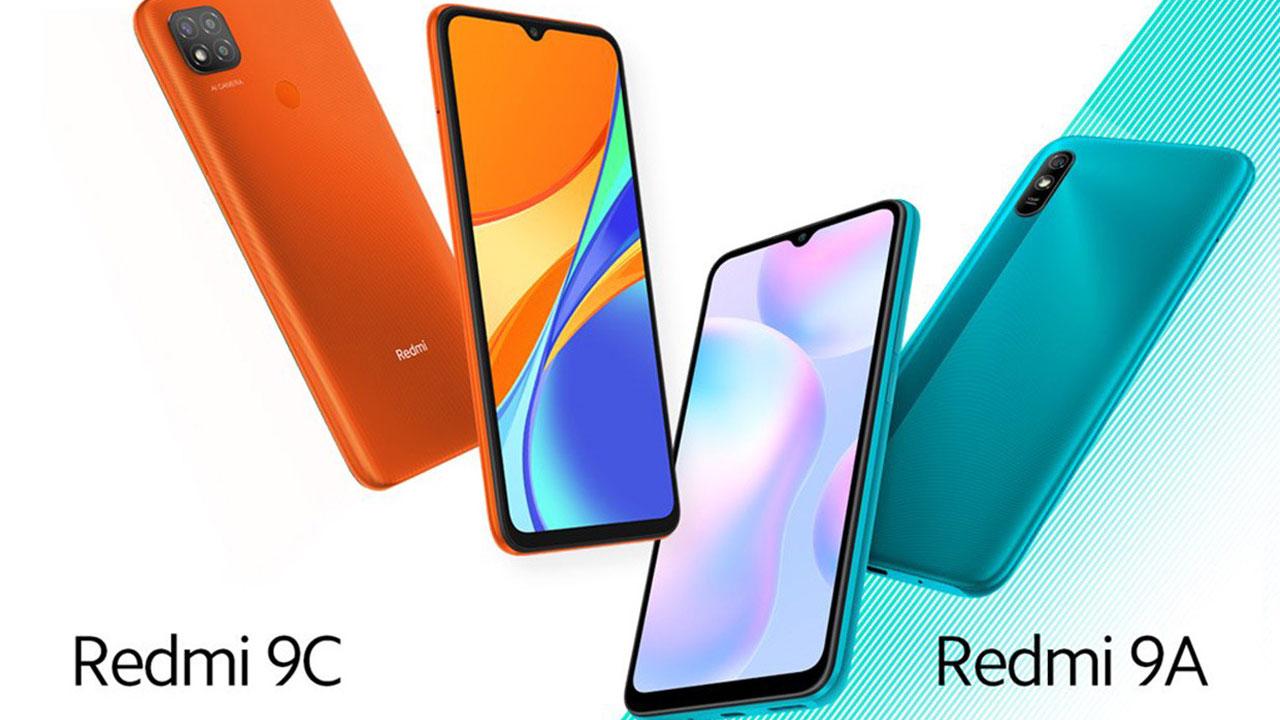 Xiaomi anuncia a los económicos Redmi 9A y Redmi 9C