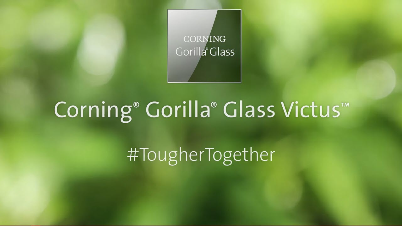 corning gorilla glass victus