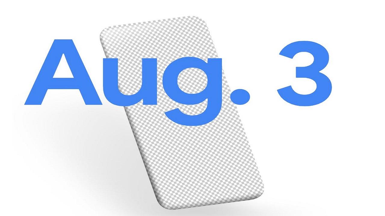 presentación del Google Pixel 4a