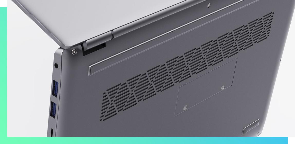 ALLDOCUBE i7Book - Disipación de calor