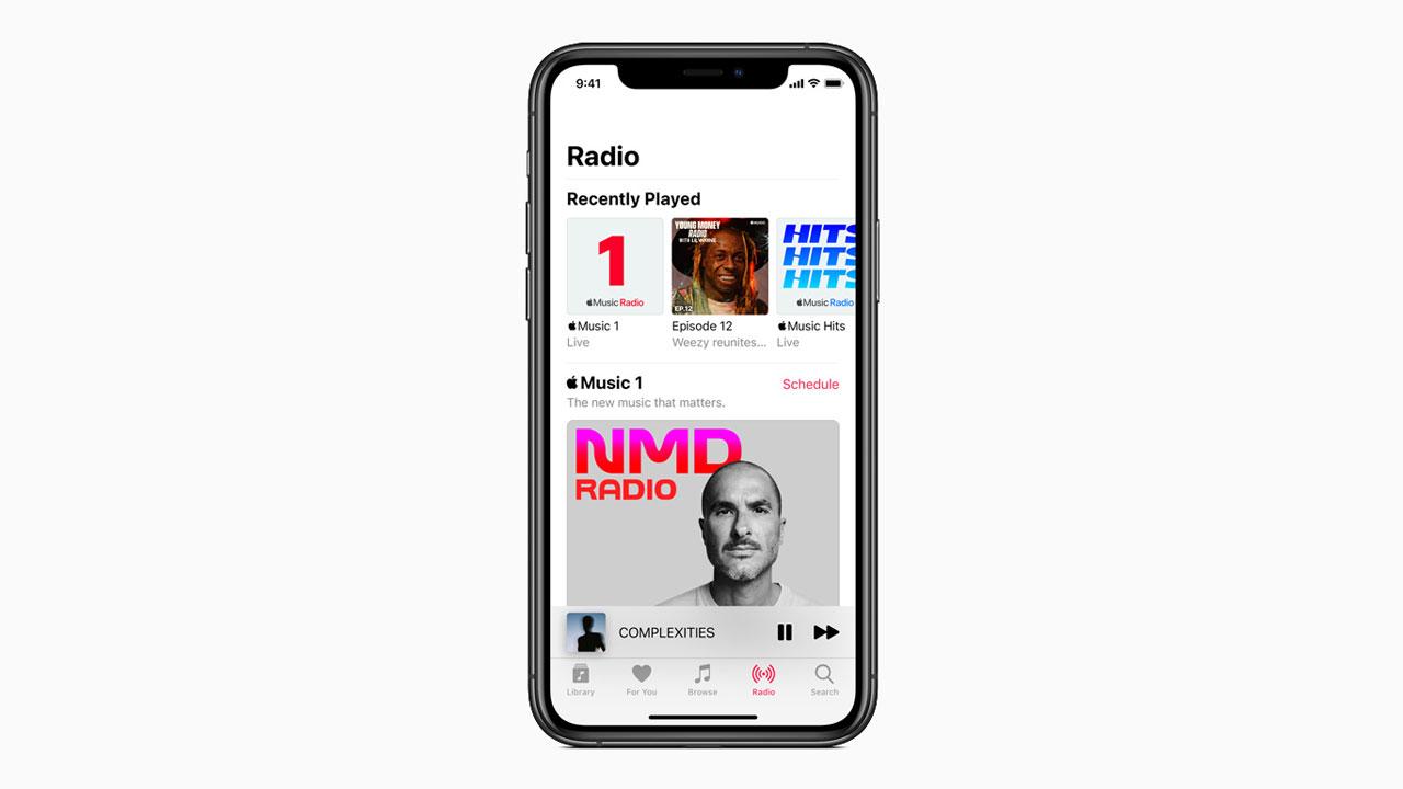 Apple Music se renueva con la adición de 2 emisoras de radio