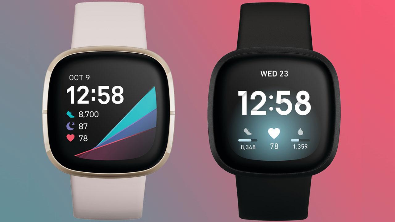 Fitbit Versa 3 y Fitbit Sense, lo nuevo de Fitbit para derrocar al Apple Watch