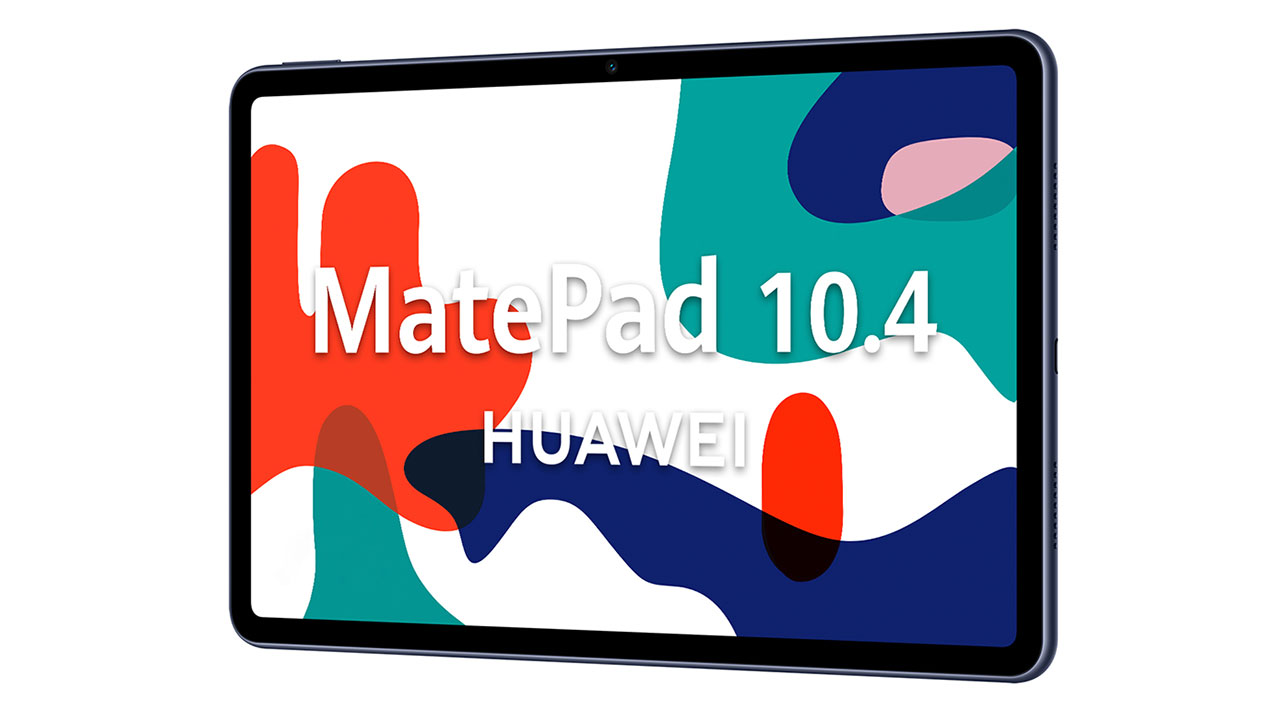 HUAWEI MatePad 10.4 - Destacada