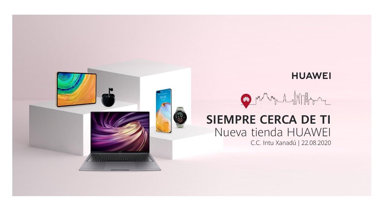 Huawei Tienda Madrid