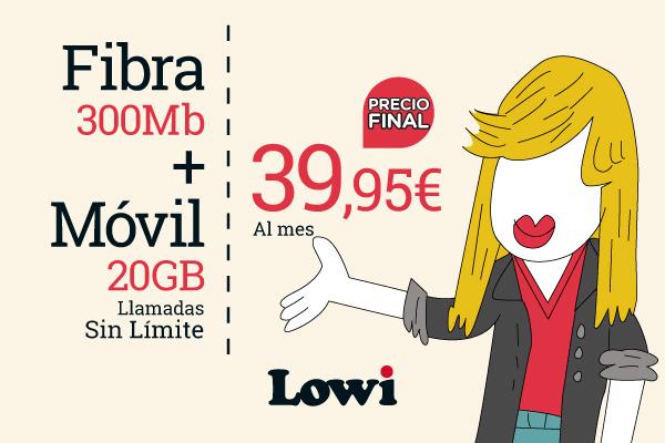 tarifa convergente de Lowi