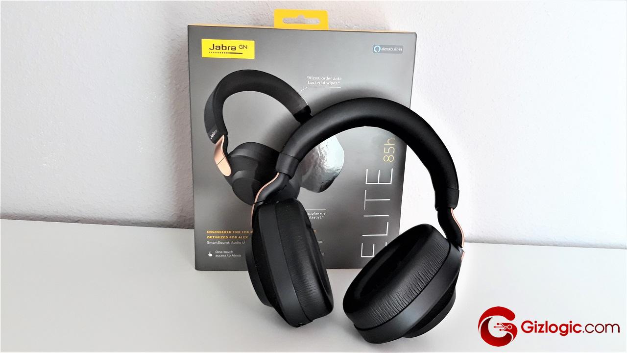 Jabra Elite 85h, probamos estos auriculares inalámbricos con ANC