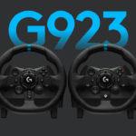 Logitech G923, toma el volante de la nueva era de simuladores de carrera