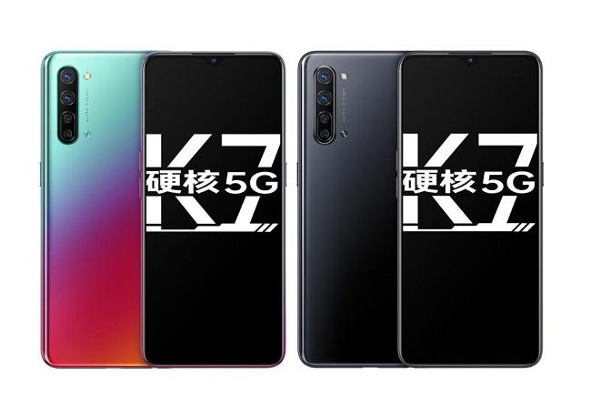 Oppo K7 5G