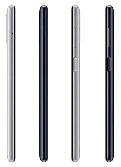 Samsung Galaxy M51 - Diseño y construcción