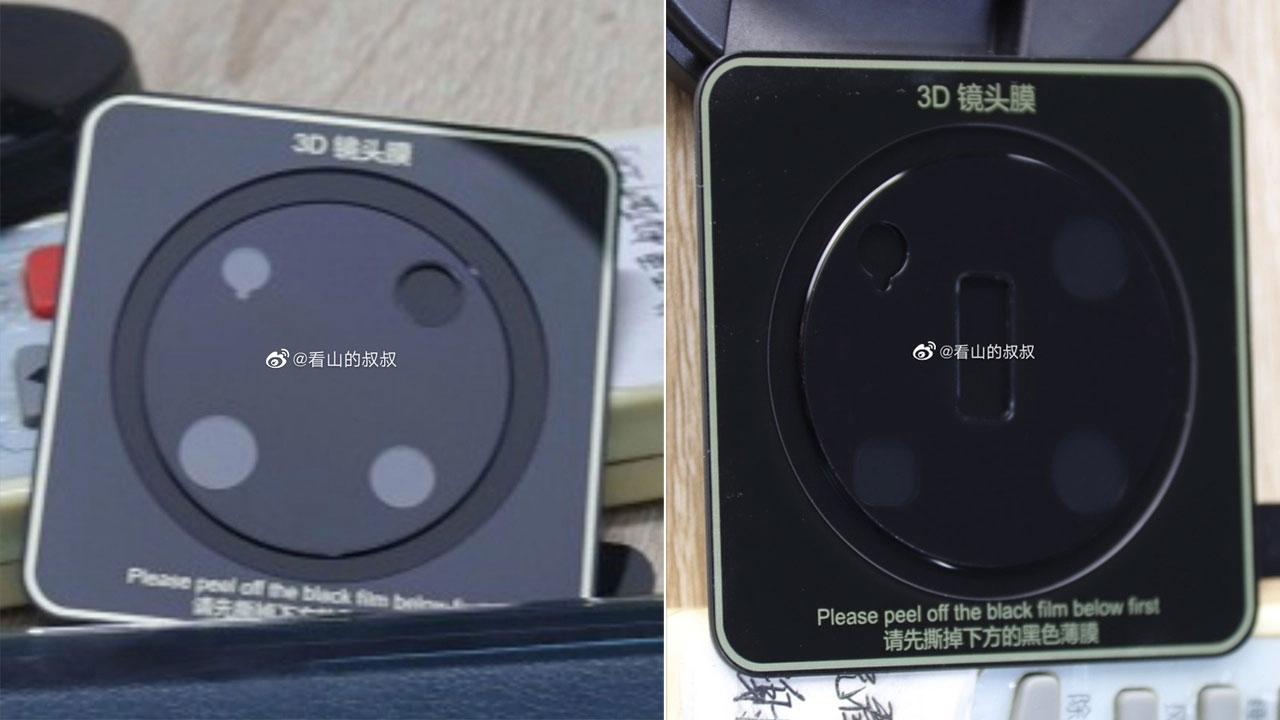 Se filtra el módulo fotográfico del Huawei Mate 40 Pro y es cuadrado