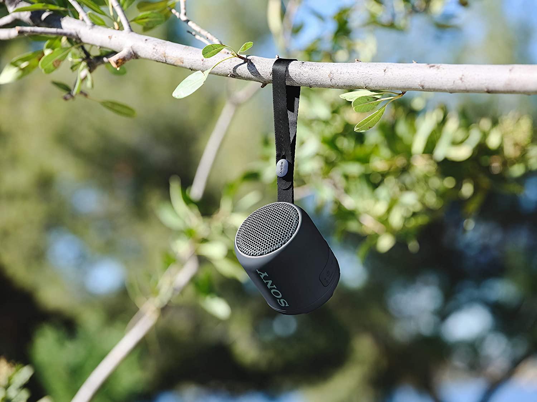 Sony SRS-XB12 - Diseño portátil
