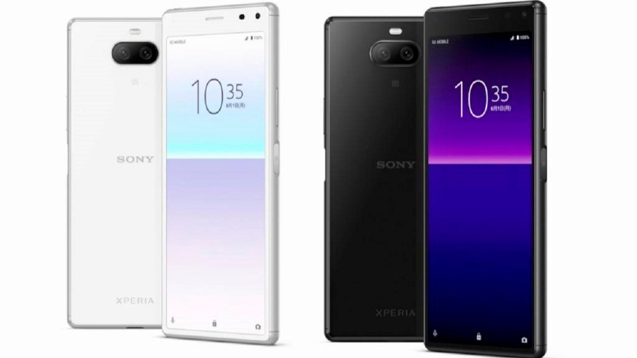 Sony Xperia 8 Lite