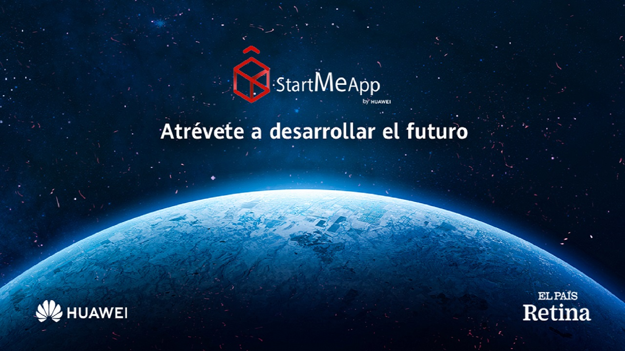 StartMeApp by Huawei mejores apps del año