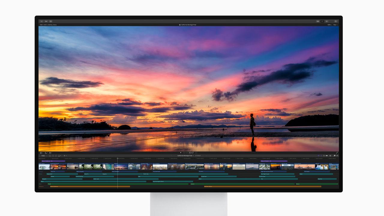Apple actualiza FinalCutPro X con mejoras ynuevas funciones de edición