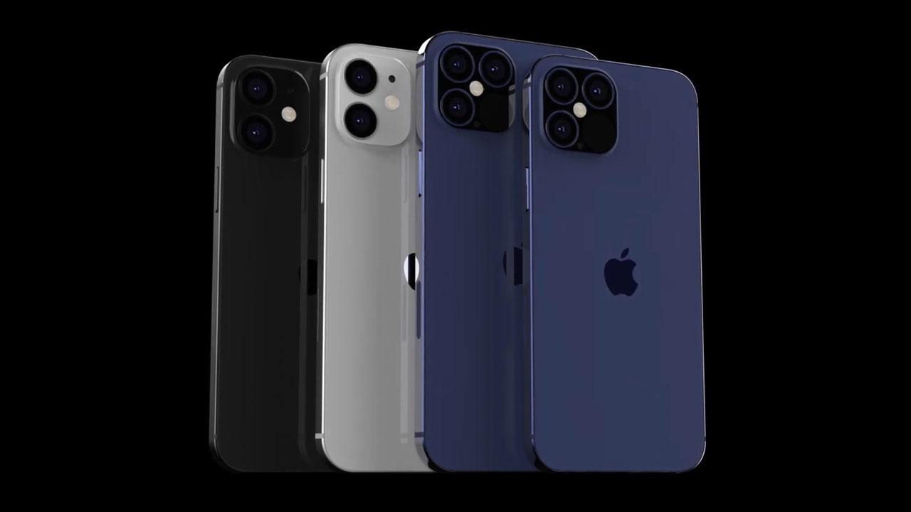 iPhone 12 Pro Max, filtraciones apuntan a una pantalla de 120Hz y función LiDAR