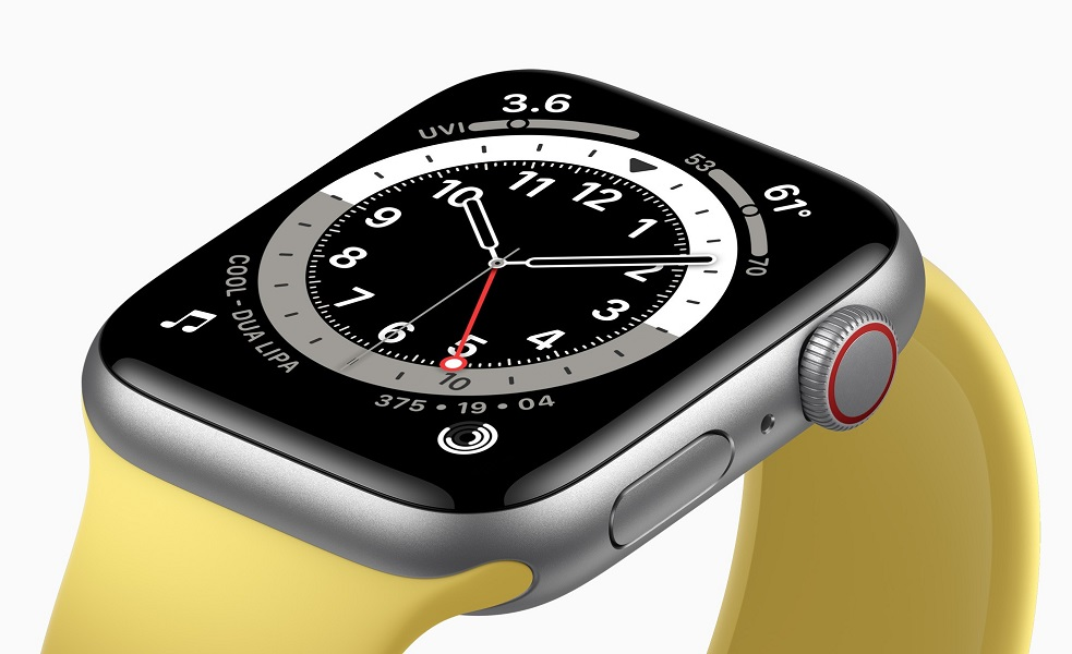 Apple Watch SE destacada