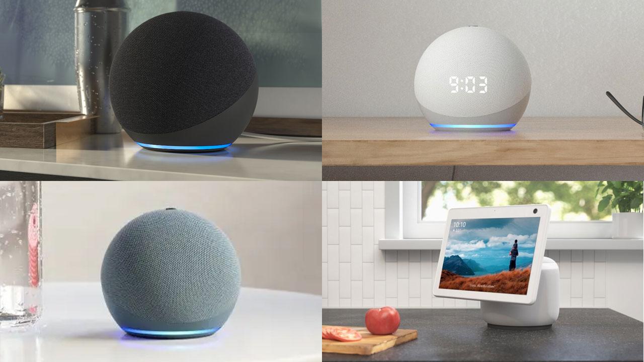 Echo 2020, Echo Dot y Echo Show 10 todo lo nuevo de Amazon