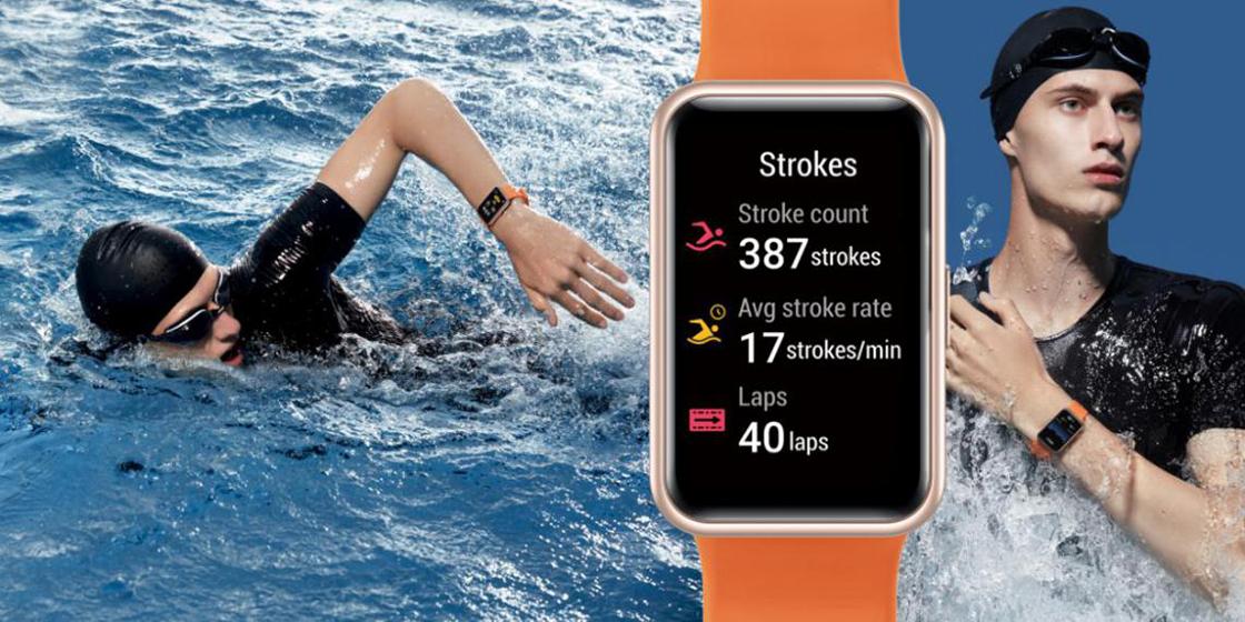 Huawei Watch Fit - Modos de entrenamiento