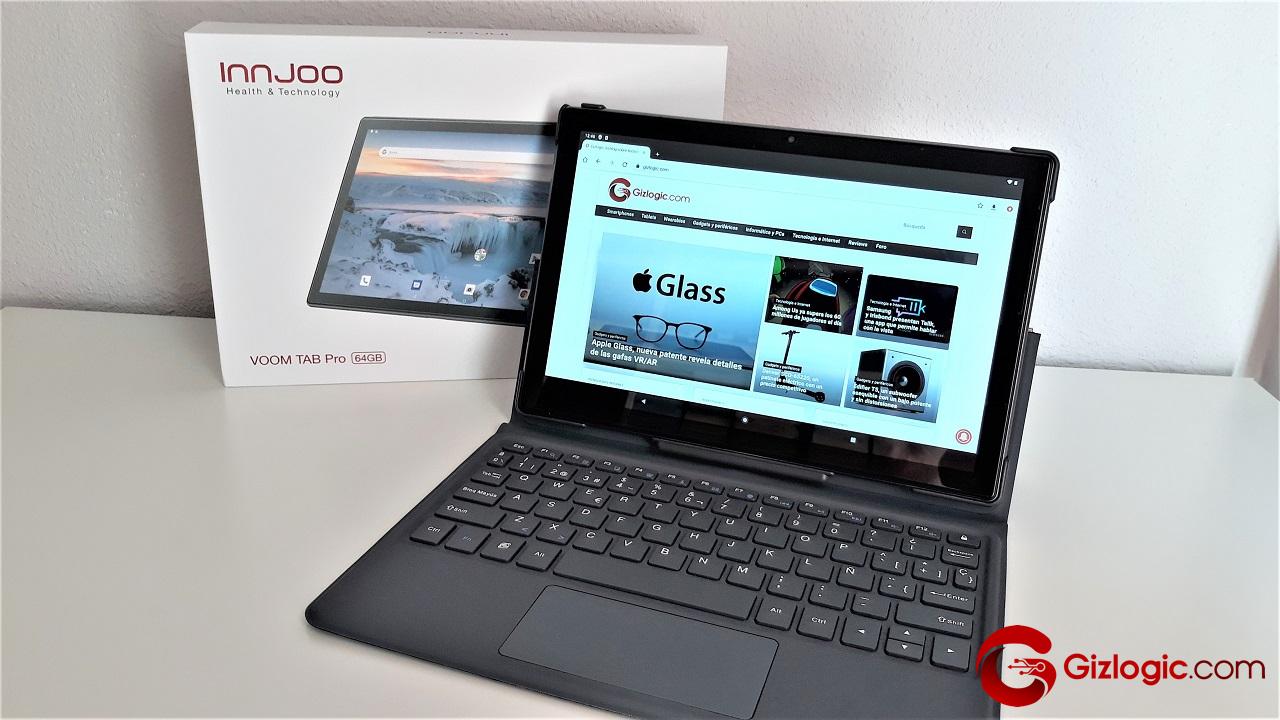 Innjoo Voom Tab Pro 64gb FHD 4g LTE, probamos esta tablet de 10″