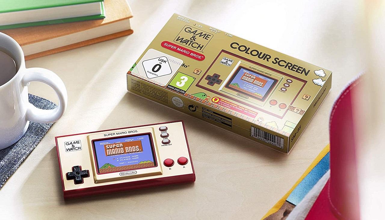 Nintendo Game&Watch 13 de noviembre