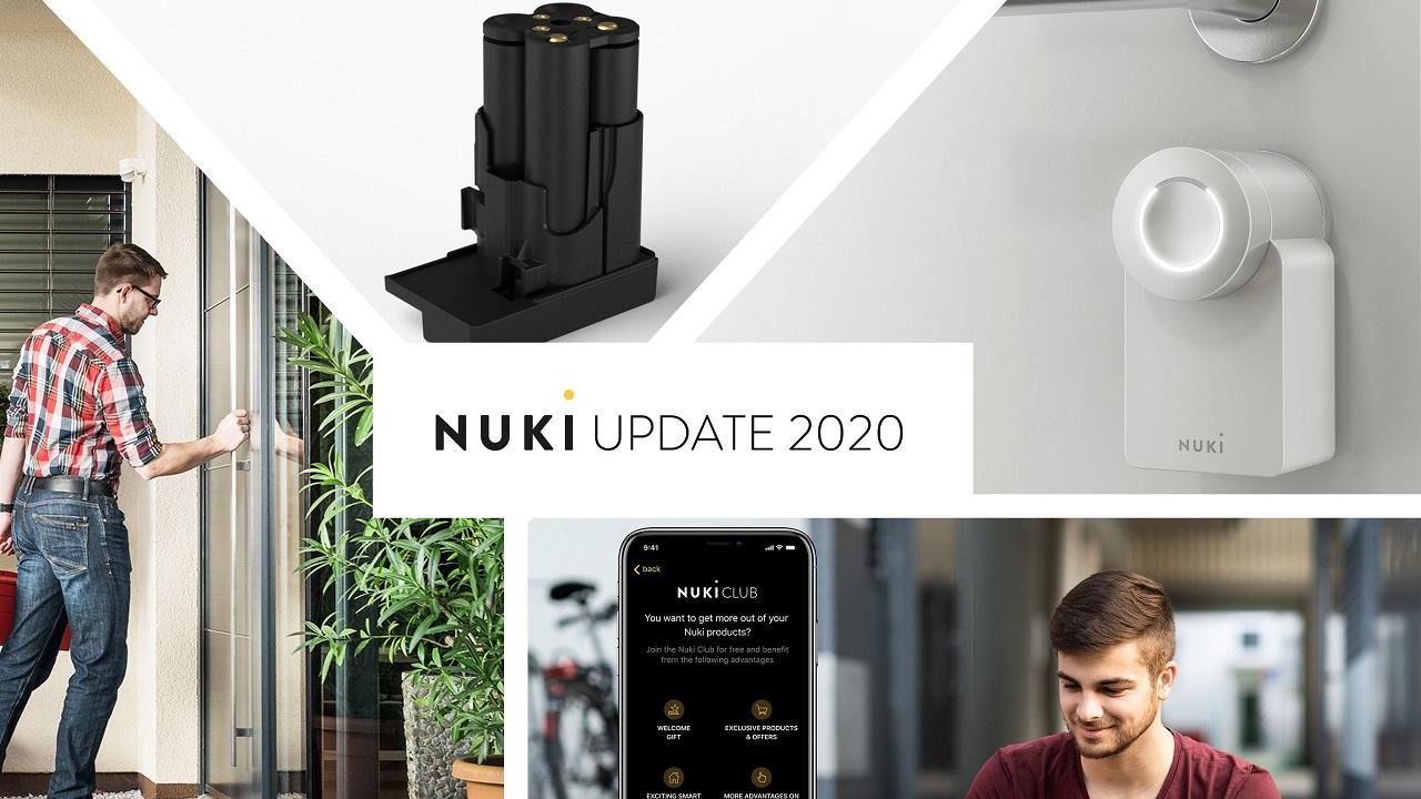 Nuki Evento 2020
