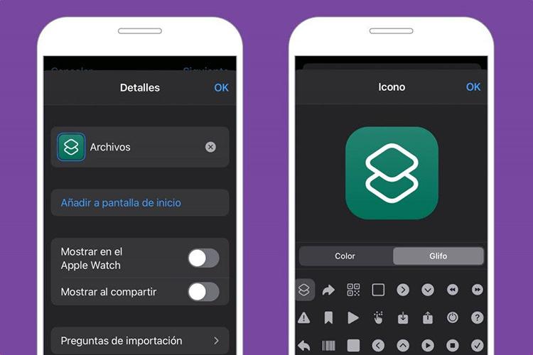 Personalizar iconos en iOS 14 - Añadir a pantalla de inicio