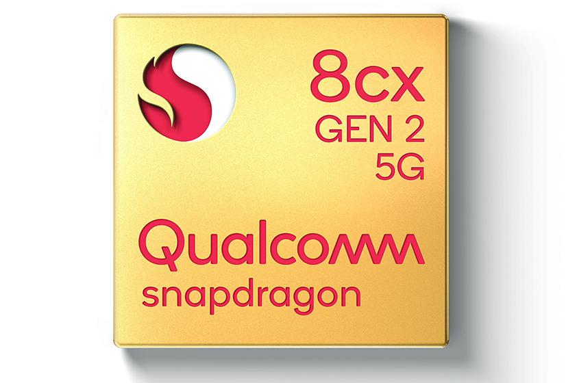 Plataforma Snapdragon 8cx Gen 2 5G