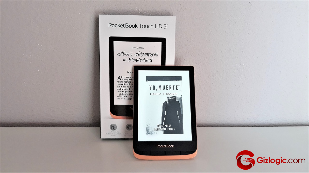 PocketBook Touch HD 3, probamos este e-reader de 6″