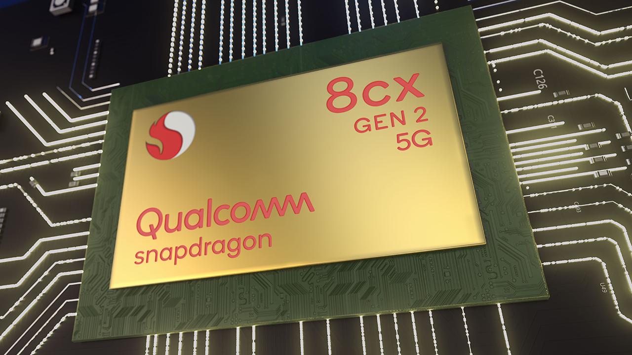 Qualcomm impulsa el ecosistema dePCs5G con elSnapdragon 8cx Gen 2 5G