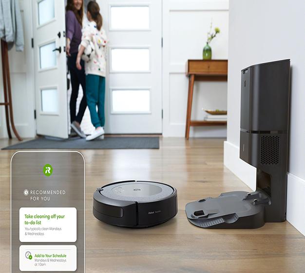 Roomba i3+ Funciones Inteligentes