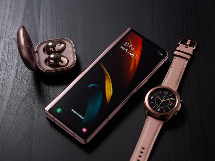 Samsung Galaxy Z Fold 2 - Ecosistema