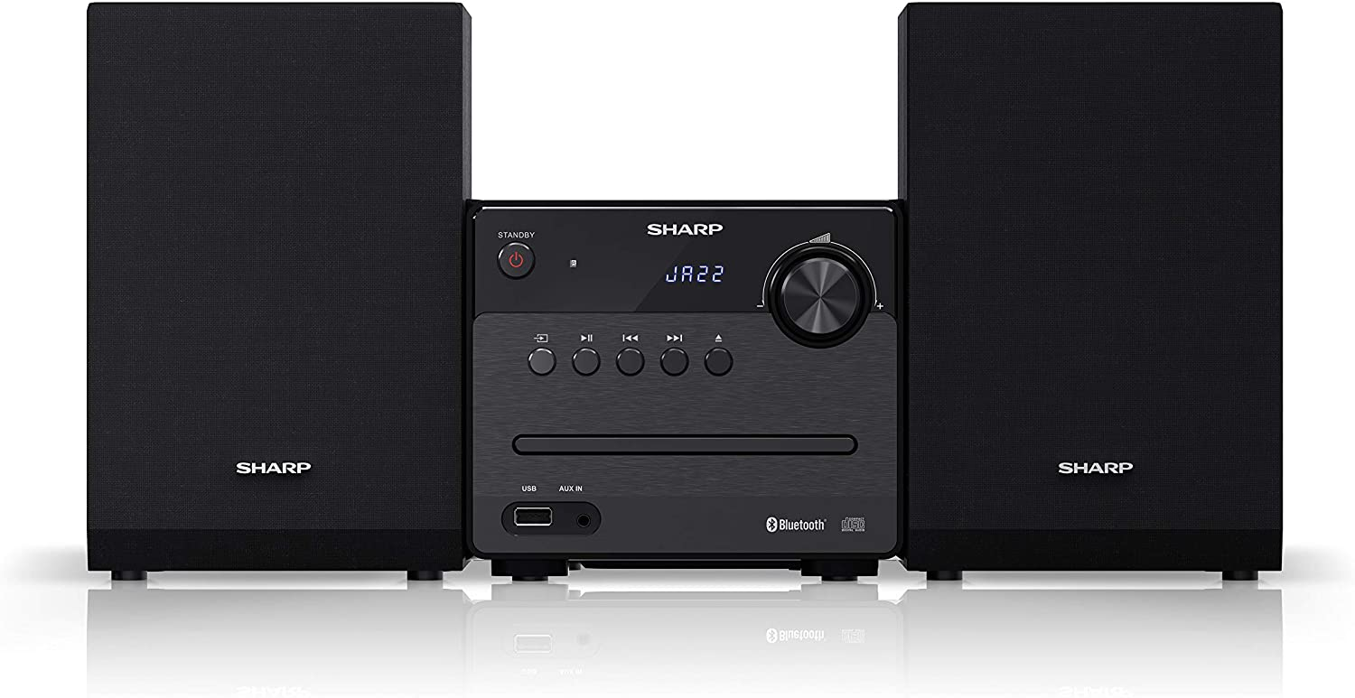 Sharp XL-B510 - Interfaces frontales