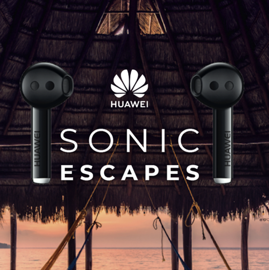 Sonic Scapes Huawei