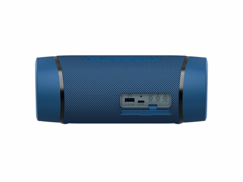Sony SRS-XB33 - Cubierta trasera