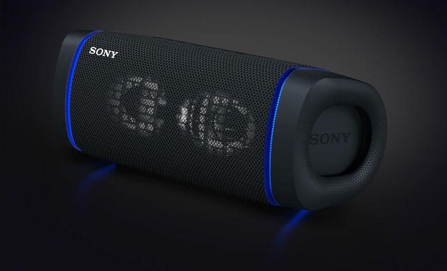 Sony SRS-XB33 - Iluminación LED