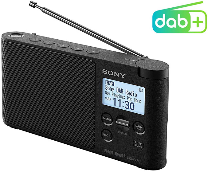 SonyXDR-S41D - Radio DAB