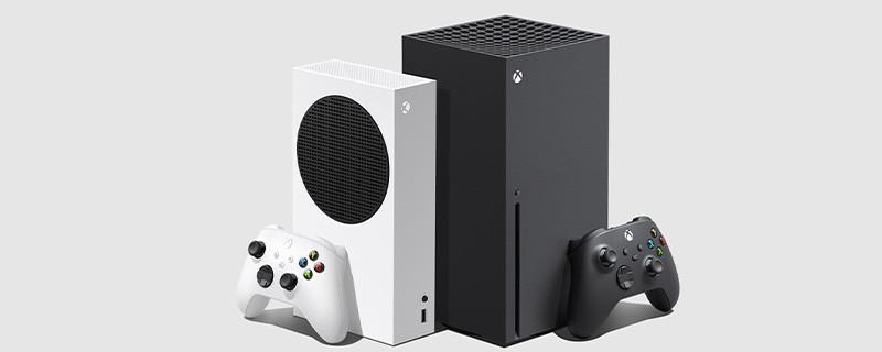 Xbox Series S (Izquierda) y Xbox Series X (Derecha)