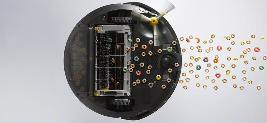 iRobot Roomba 697 - Limpieza