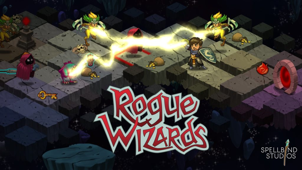 Rogue Wizards. Juegos RPG para móvil