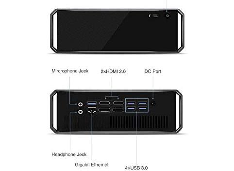 Chuwi Corebox - Conectividad