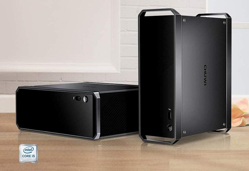 Chuwi Corebox - Diseño