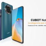 Cubot Note 20 - Destacada