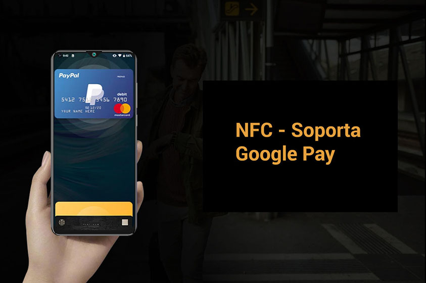 Cubot Note 20 - NFC