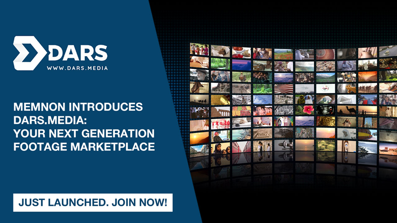 DARS.MEDIA, el mercado de material audiovisual de nueva generación