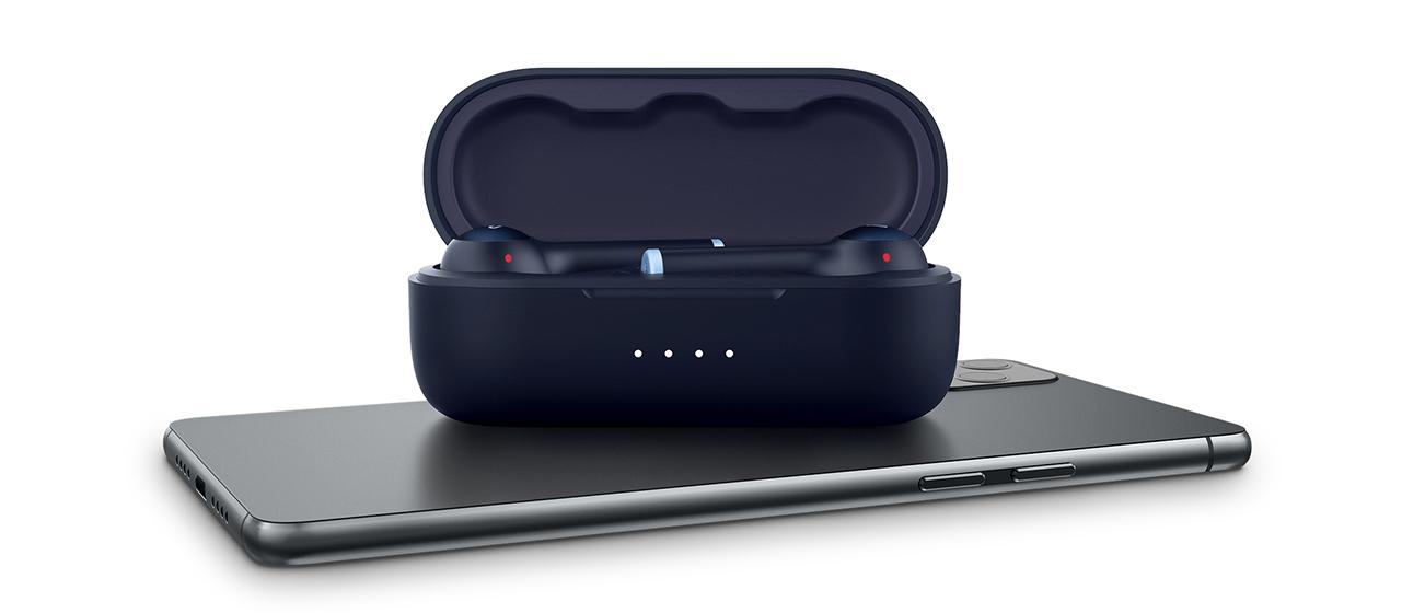 Earphones Style 7 True Wireless - Estuche de carga