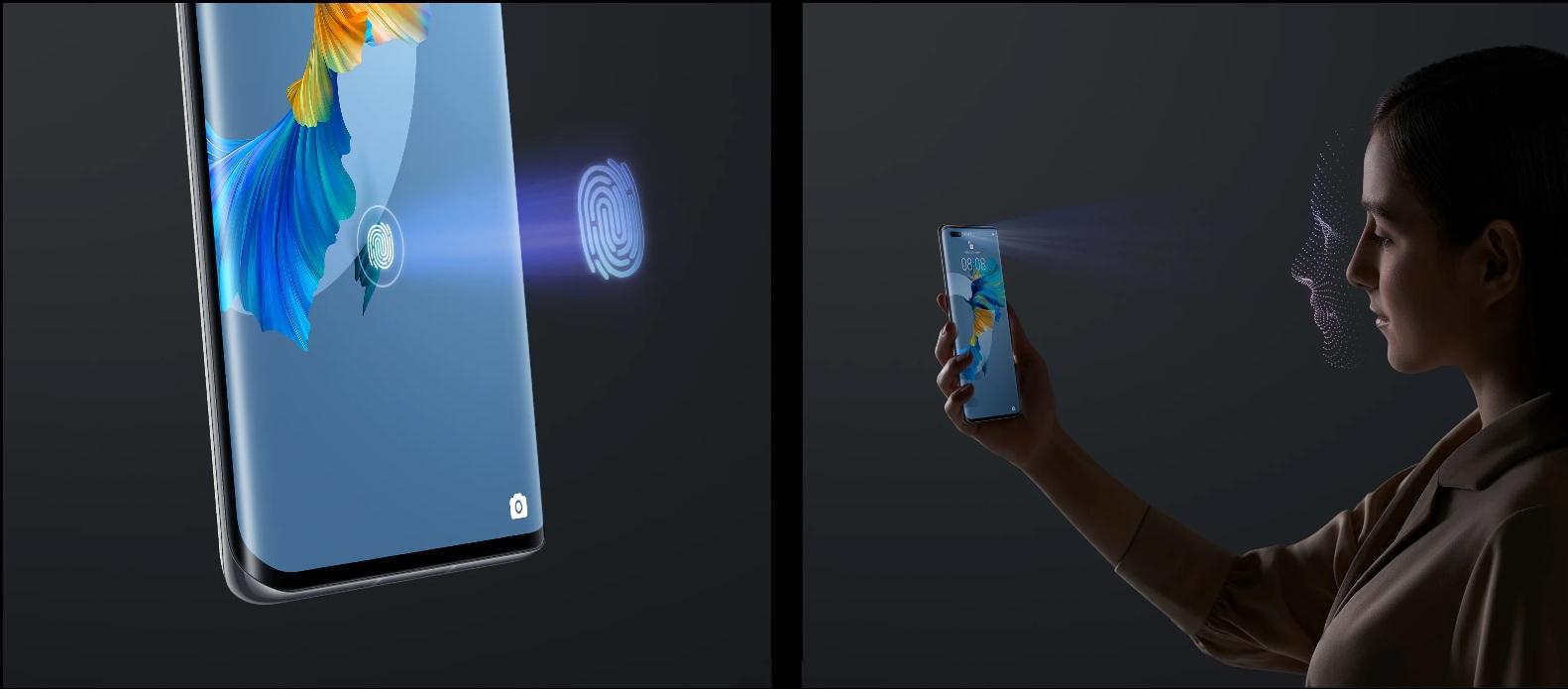 Escaneo facial y dactilar dos veces más rápido que la generación previa
