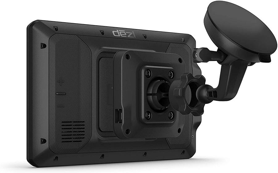 Garmin Dezl LGV800 MT-D - Montajes