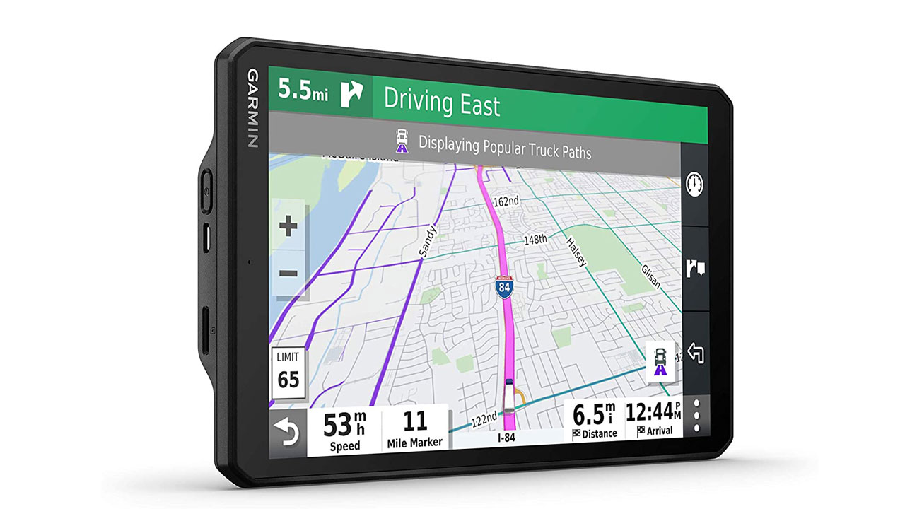 Garmin Dezl LGV800 MT-D, encuentra la mejor ruta con este GPS de camiones